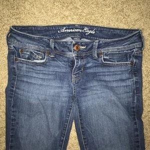 AE Boot Cut Jeans.